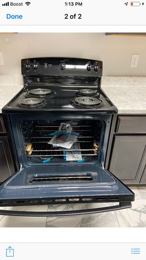 Photo Ge Stove brand new never used 450