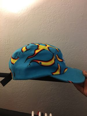 1445f70651c Flog Gnaw MOTORS Flame golf wang hat for Sale in Long Beach