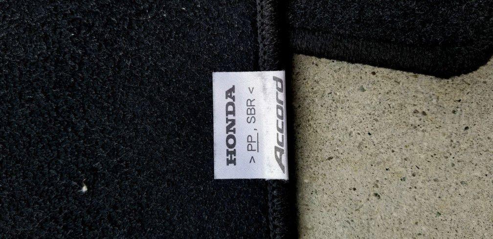 Honda Accord Floor Mats