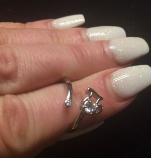 Aquarius ring adjustable. for Sale in Denver, CO