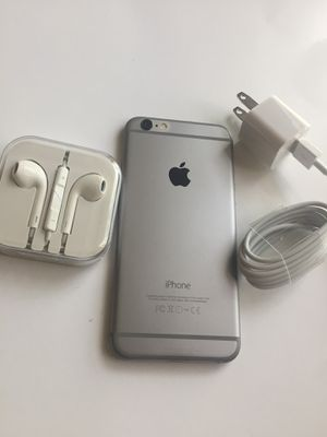 Unlocked iPhone 6,excellent condition for Sale in Falls Church, VA
