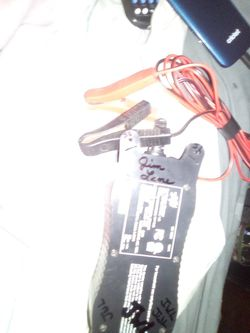 Car and motorcycle battery charger Thumbnail