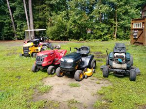 New And Used Lawn Mowers For Sale In Myrtle Beach Sc