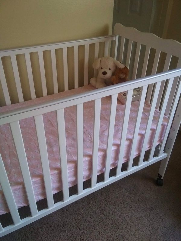 Brand New Baby Crib! For Sale In Akron, OH
