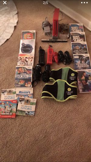 WII PLUS 13 GAMES AND ACCESSORIES for sale  Tulsa, OK