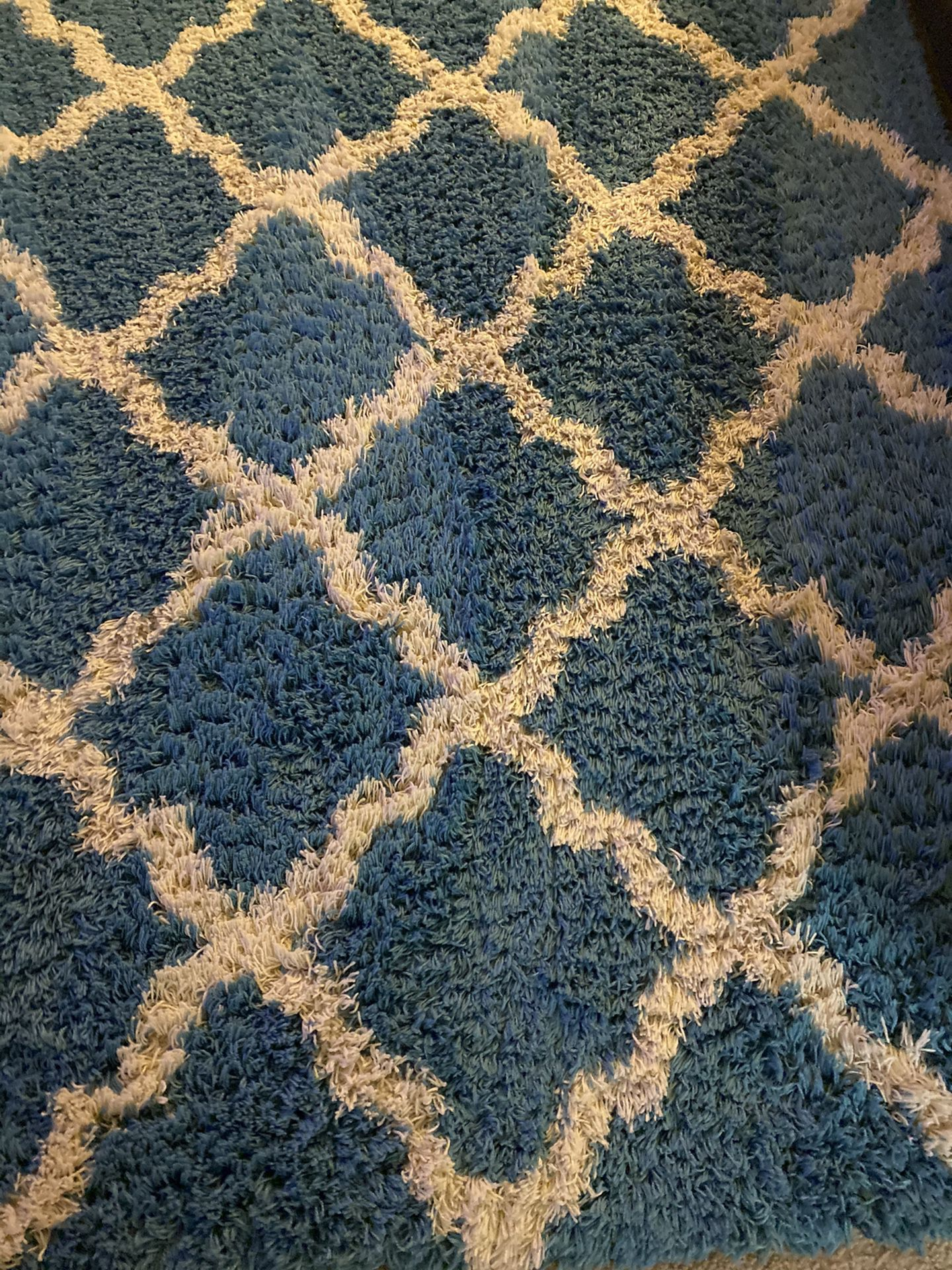 Soft area rug 5x7