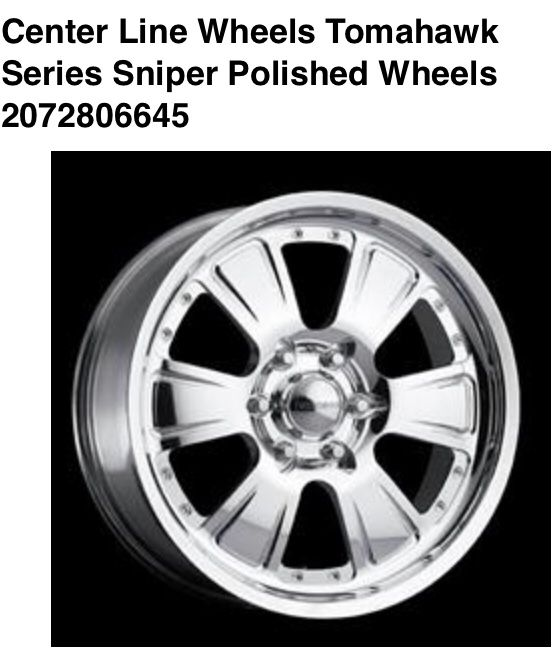 CenterLine Wheels And Goodyear Tires For Sale In Peoria