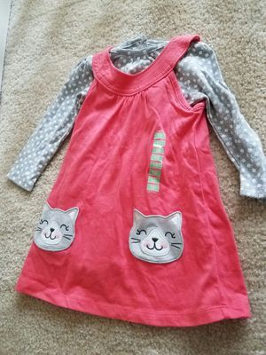New with tags size 18m Carters jumper onesie set - $10 not negotiable for Sale in Rockville, MD