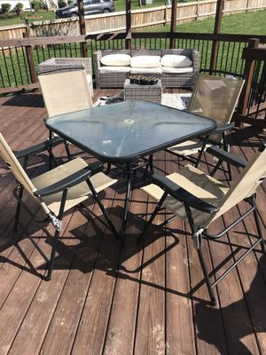 Patio and Bistro Set for Sale in Lovettsville, VA