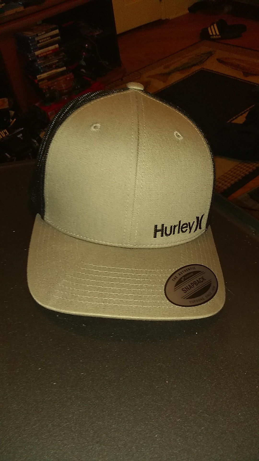 New Hurley hat