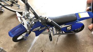 Electric Razor Dirt Bike for Sale in Ashburn, VA