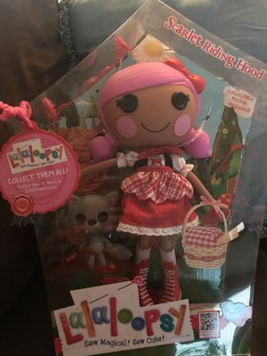 Scarlet Riding Hood Lalaloopsy for Sale in Lynchburg, VA
