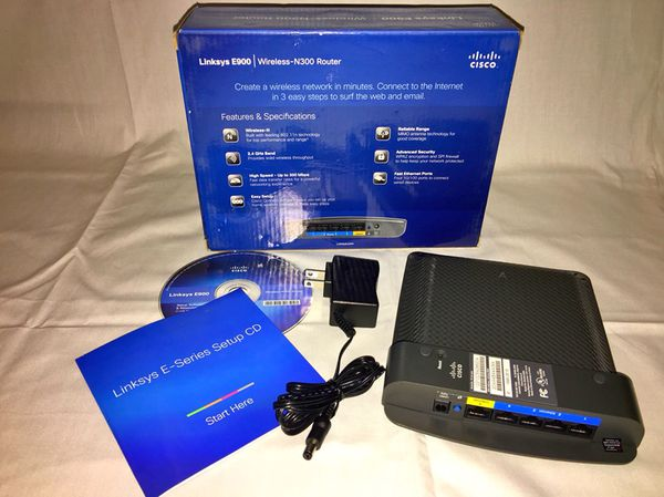 linksys n300 setup without cd