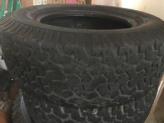 Tires 18 bfgoodrich Thumbnail