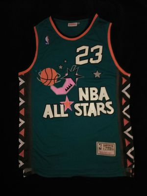 Michael Jordan 1996 All Star Jersey #23 XL for Sale in Atlanta, GA