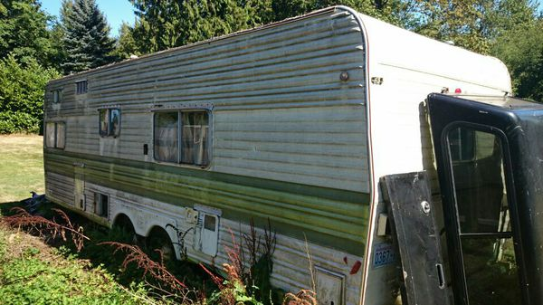 Travel Trailers Near Me >> Free Travel Trailer Salvage For Sale In Tacoma Wa Offerup