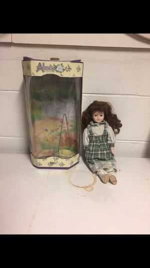 Alexis Porcelain Doll for Sale in Orlando, FL