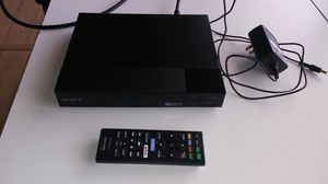 Sony blu ray dvd player for Sale in St. Louis, MO