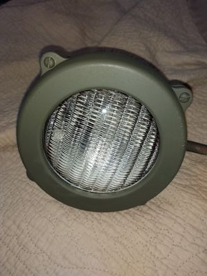 Photo Jeep Willy's Military headlights