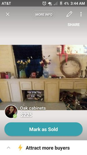 New And Used Kitchen Cabinets For Sale In Lafayette La Offerup