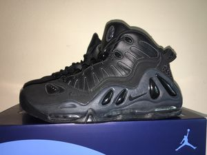 Photo Nike Air Uptempo 97 All Black brand new Size 9