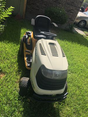 New and Used Lawn mower for Sale in Baytown, TX - OfferUp