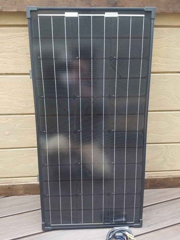 Zamp Solar- Solar Panel Kit - 80W for Sale in Vancouver, WA - OfferUp