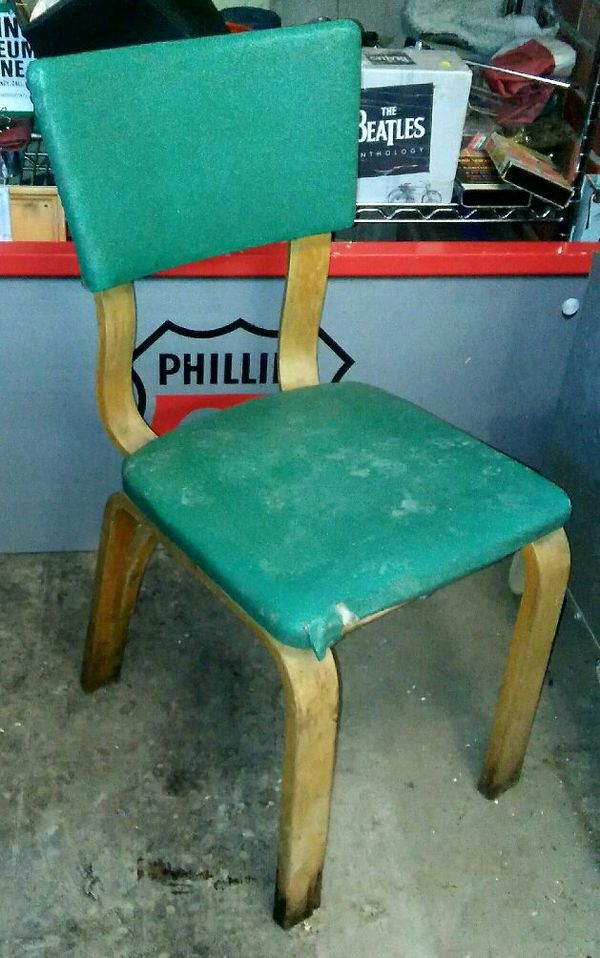 Vintage designer Thonet molded plywood accent chair for Sale in Kansas City, MO - OfferUp