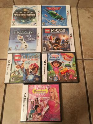 Nintendo DS / 3DS games (New) never opened for Sale in Parma, OH