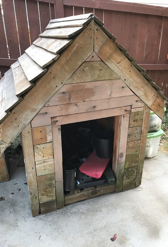 Wooden Dog House For Sale In Snohomish Wa Offerup
