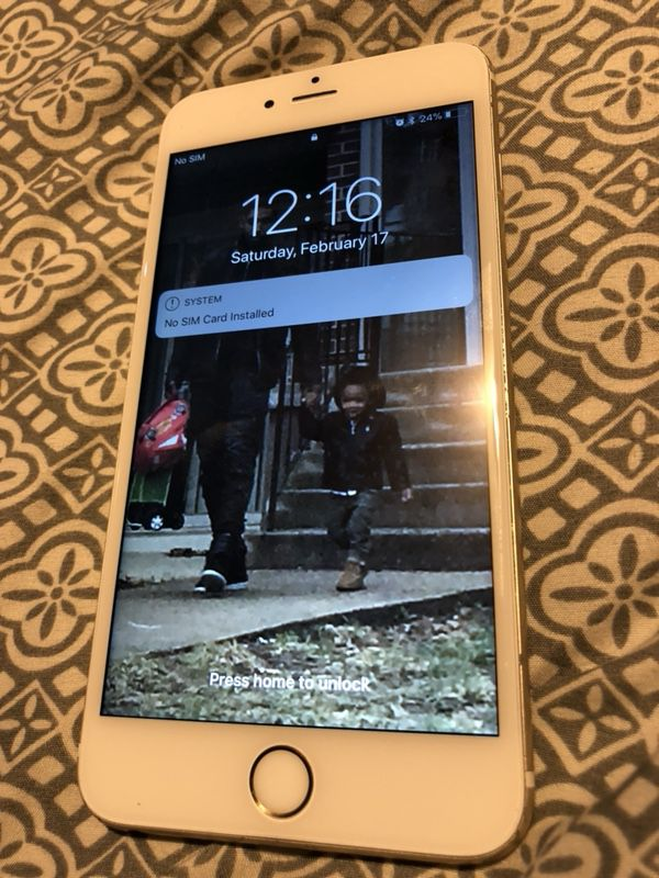 iPhone 6s Plus 128g att for Sale in Upper Marlboro, MD - OfferUp