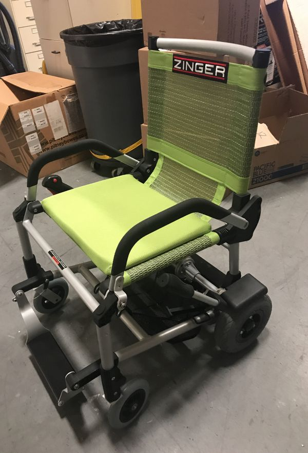 Zinger Electric wheelchair for Sale in Monterey Park, CA - OfferUp