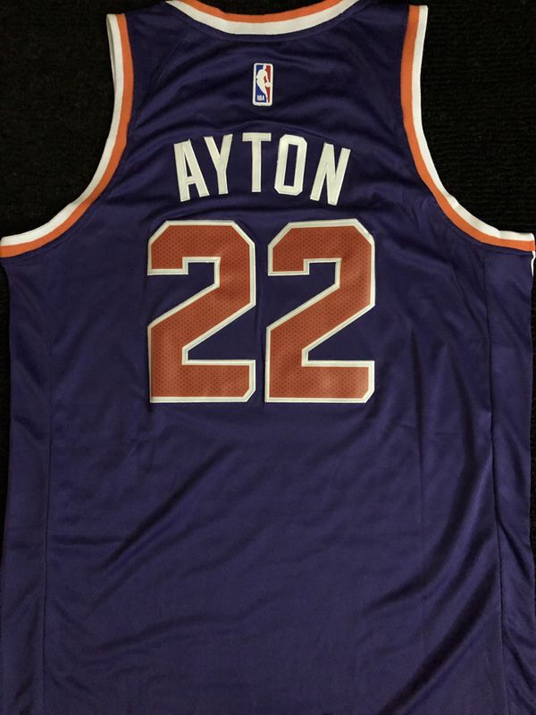 sale retailer 49031 64fc4 DeAndre Ayton Phoenix Suns Jersey | New Men's XL for Sale in Sacramento, CA  - OfferUp