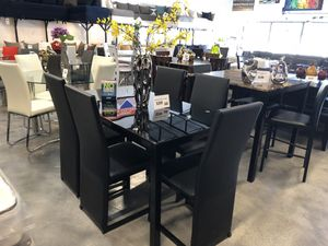 7 Piece Dining Table Set for Sale in Hialeah, FL