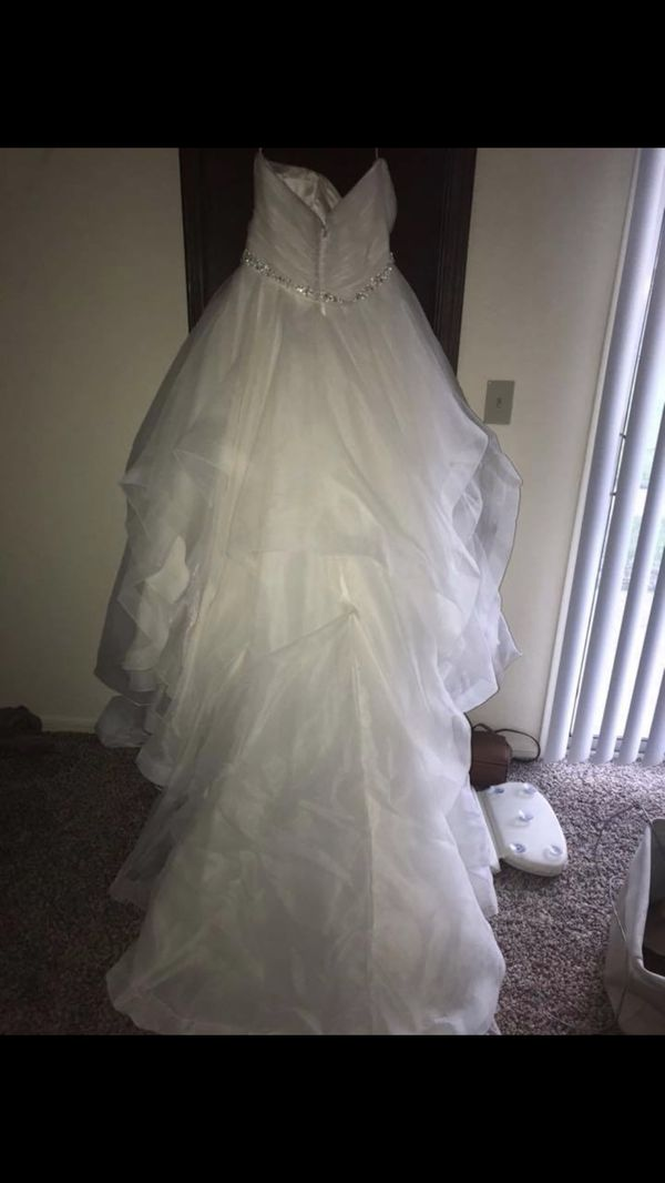 880eab866c2 New and Used Wedding dress for Sale - OfferUp