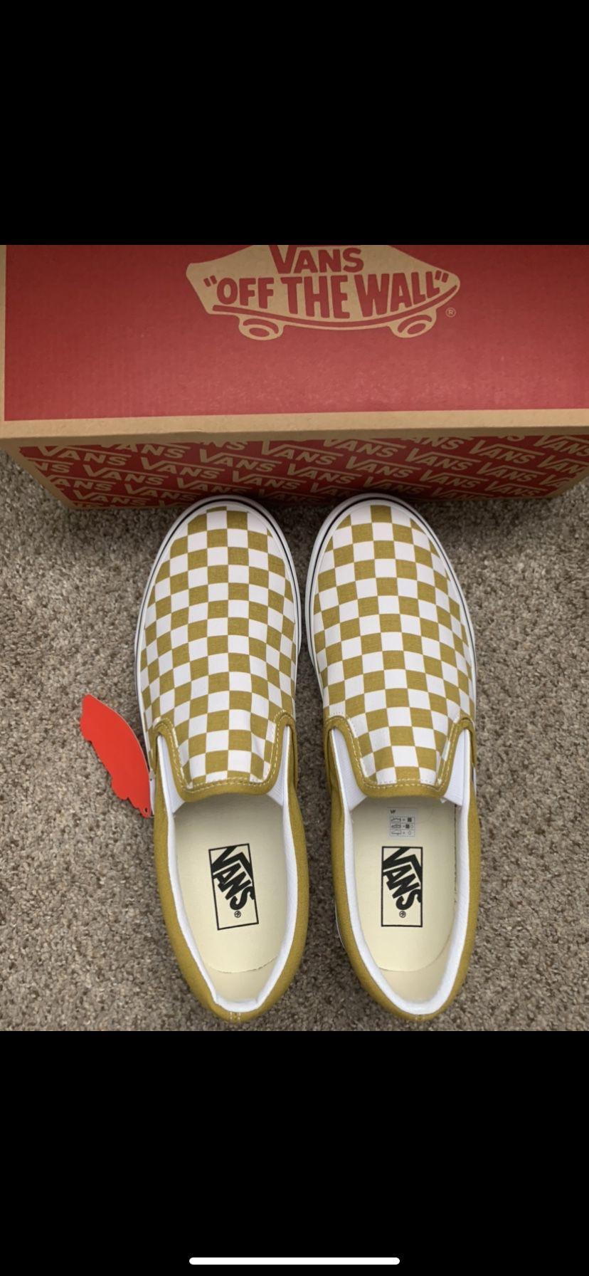 Brand New Vans Shoes Size 11 Men