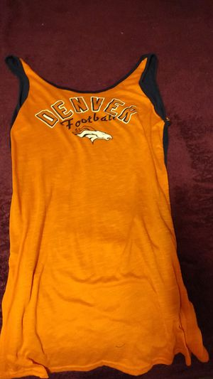 Photo Denver Broncos dress