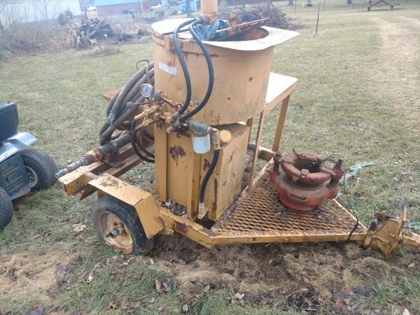 Mortar Mixer For Sale >> Mortar Mixer And Pump For Sale In Us Offerup