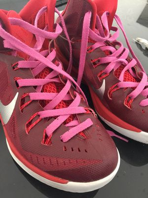 Women basketball shoes size 8.5 for Sale in Apex, NC