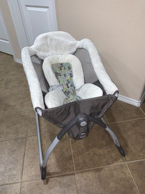 Photo Graco Baby Sleeper Rocker