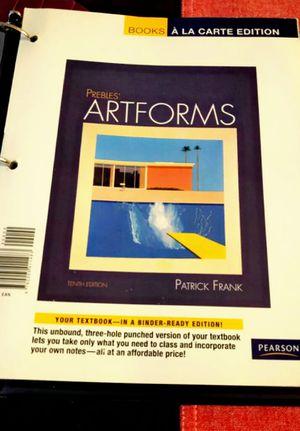 Art Looseleaf Book for Sale in Dallas, TX