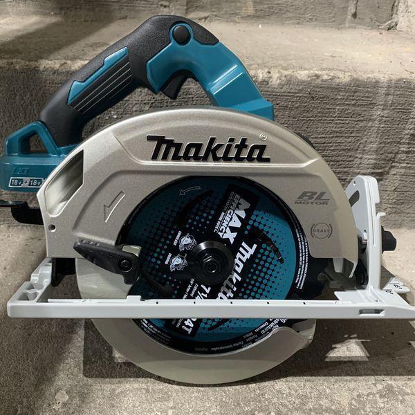 MAKITA XSR01Z 18V X2 36V LXT Brushless Cordless 7-1/4 in Circular Saw