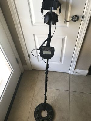 Whites Electronics Prizm V Metal Detector For In Fresno Ca Offerup