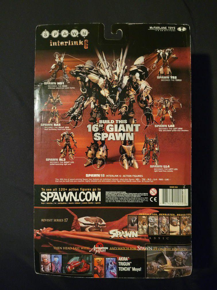Spawn RA 5: Interlink 6