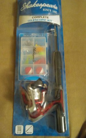 Telescope Fishing Set for sale  Wichita, KS