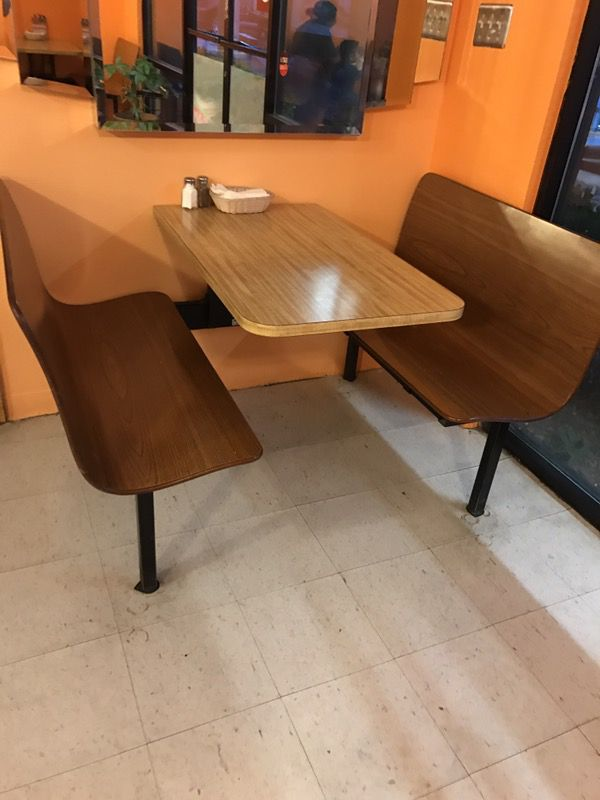 Restaurant Bench Wtable Comercial For Sale In Las Vegas Nv Offerup