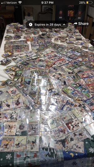 New And Used Baseball Cards For Sale In Longview Tx Offerup