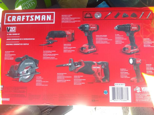 New Craftsman tools and shop vac for Sale in Nashville, TN - OfferUp