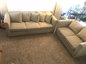 Sensational New And Used Grey Couch For Sale In Las Vegas Nv Offerup Creativecarmelina Interior Chair Design Creativecarmelinacom