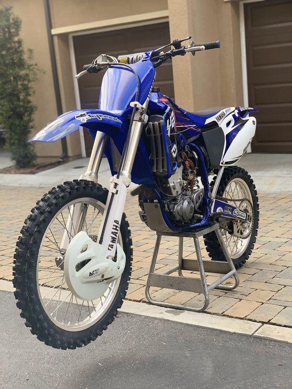 2002 Yamaha YZ250F for sale on 2040-motos